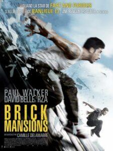 AFFICHE BRICK MANSIONS 2