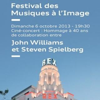 2è Festival des Musiques à l'Image : hommage John Williams – Steven Spielberg
