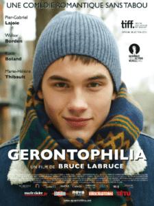 Affiche Gérontophilia