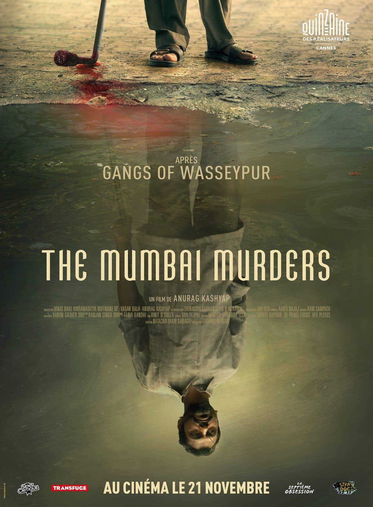 Affiche Mumbai murders