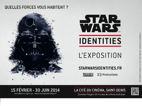 Affiche Star Wars Identities