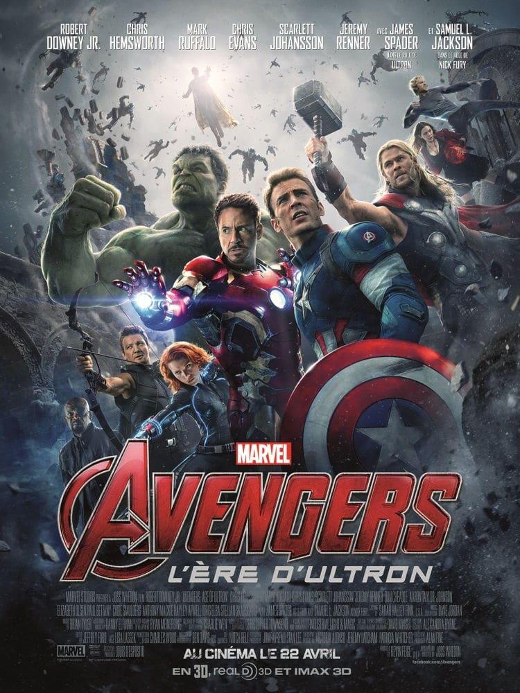 Affiche_AvengersLeredUltron_HD
