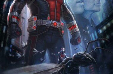Ant Man au comic con