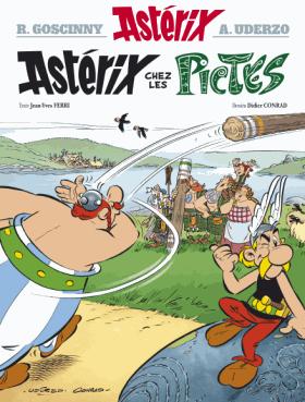 Astérix chez les Pictes - Album