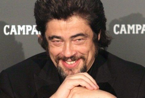 Benicio del toro en thanos