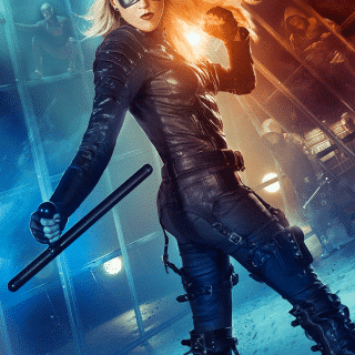 Arrow, un spin off sur Black Canary !