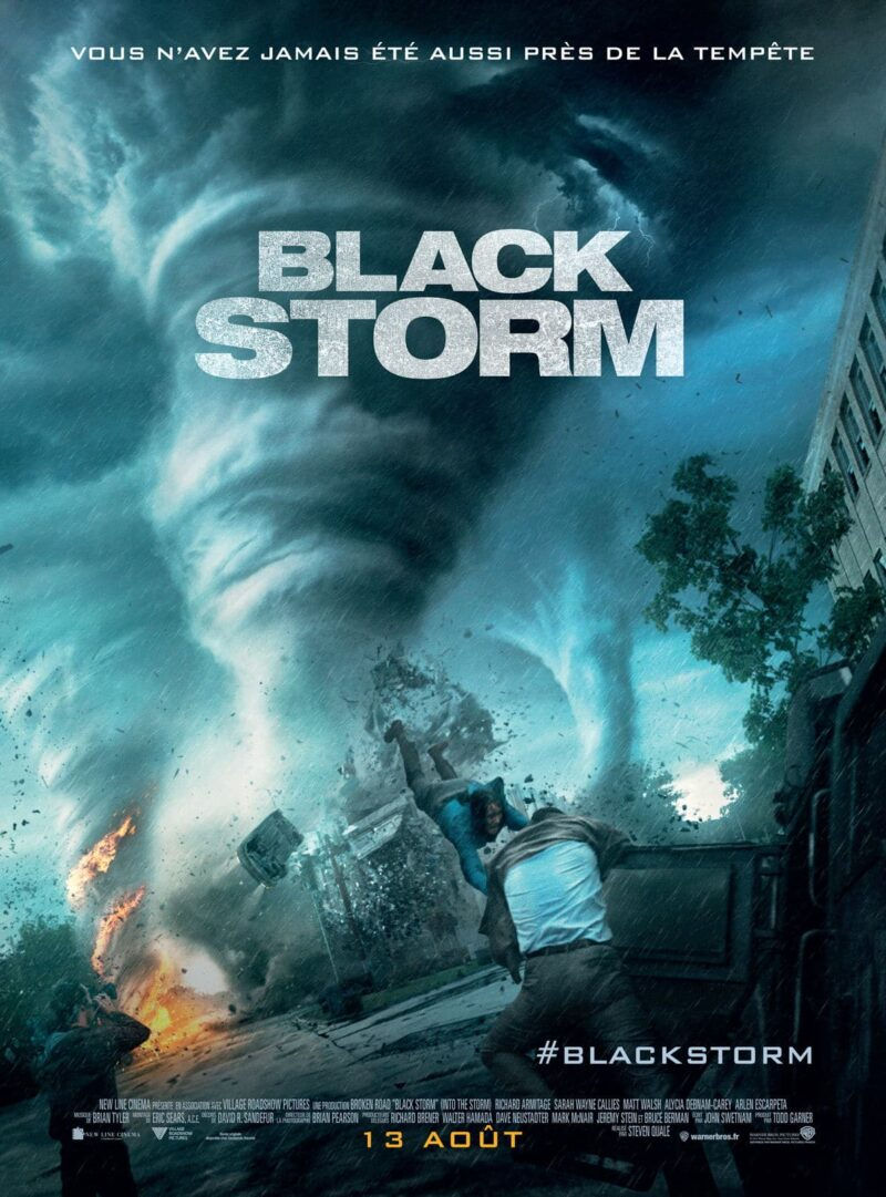 Black_storm_into_the_storm_affiche_poster
