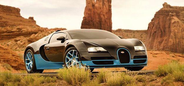 Bugatti autobot
