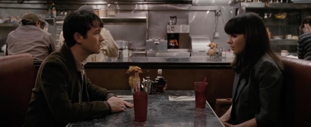 Tom et Summer a une table de café.