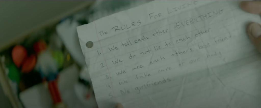 Les règles de vie de Jonathan et John