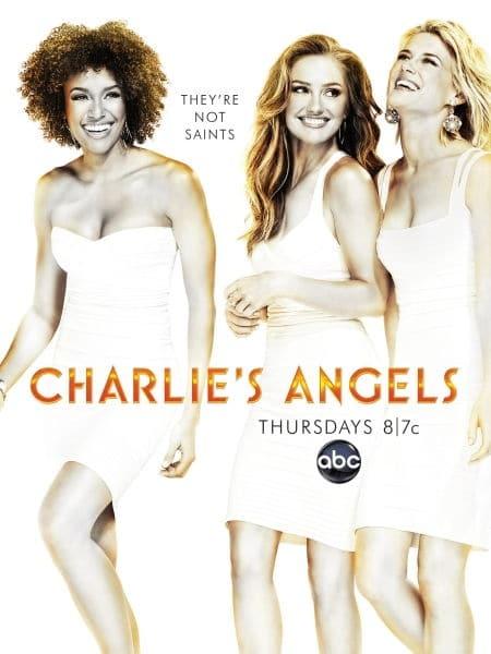 Poster de Charlie's Angel 2011