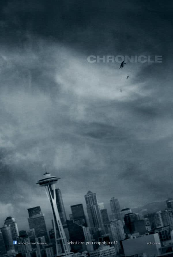 Affiche du film Chronicle 2012