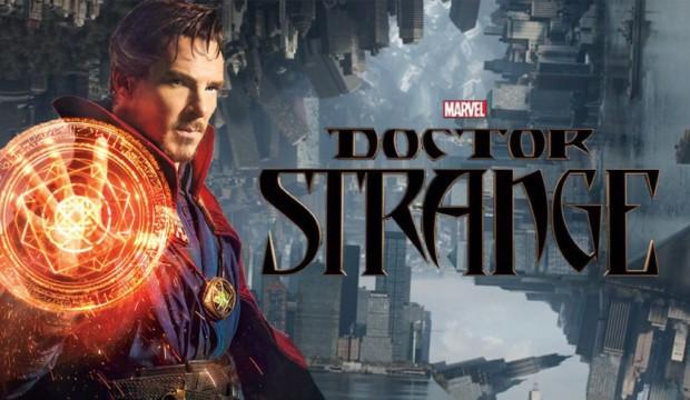 Doctor Strange avec Benedict Cumberbatch