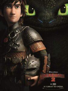 Dragons 2 Affiche