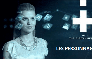 H+_Hplus_The_Digital_Series_personnages