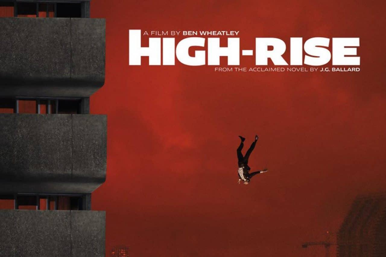 Affiche du film High Rise