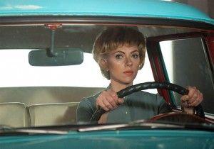 Scarlett Johanson dans Hitchcock