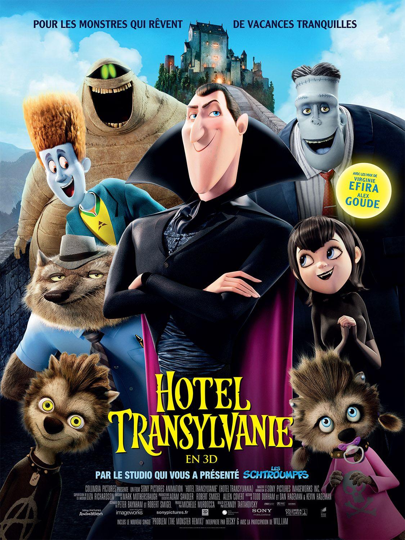 Hotel-Transylvanie-Affiche