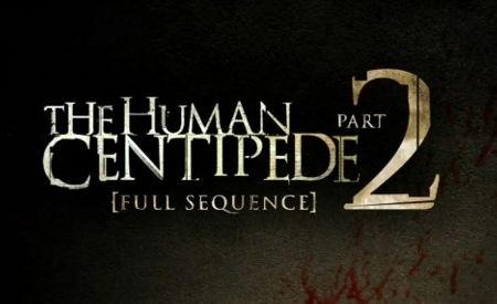 poster de Human Centipede full sequence