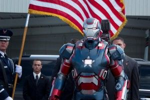 Iron Patriot dans Iron Man 3