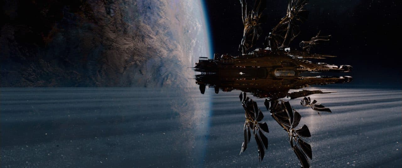 JUPITER vaisseau spatial