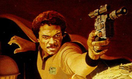Lando dans Star Wars