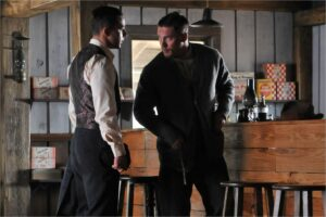 Shia-LaBeouf+Tom-Hardy dans Lawless