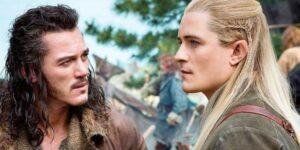 Legolas dans The hobbit