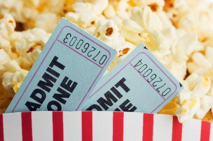 festival popcorn