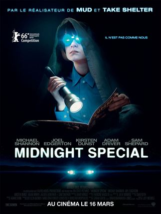 MIDNIGHT SPECIAL affiche