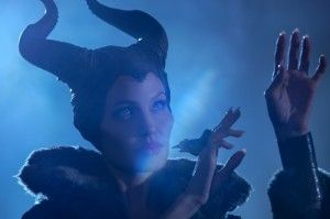 Angelina Jolie en Malefique