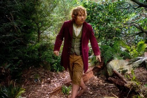 Martin Freeman dans the hobbit
