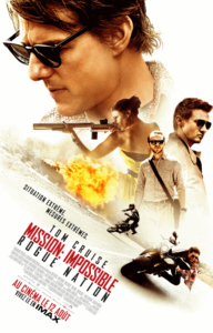 Mission Impossible - Rogue Nation_Affiche Online