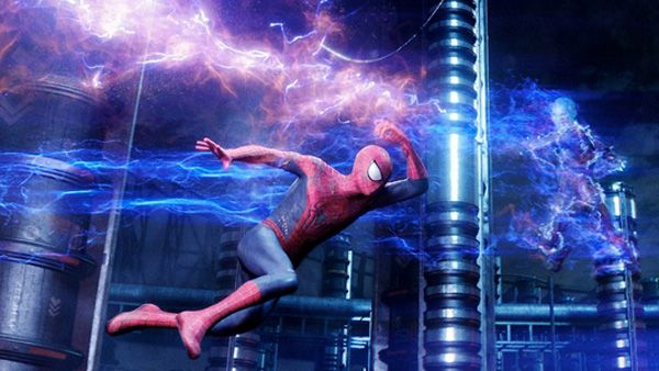 amazing spiderman 2 trailer