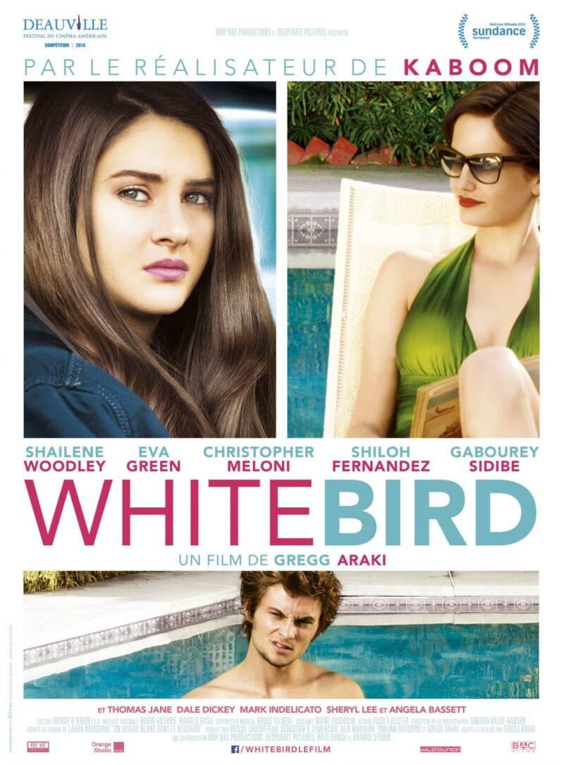WHITE BIRD_affiche