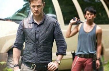 Walking Dead saison 3 : le gouverneur