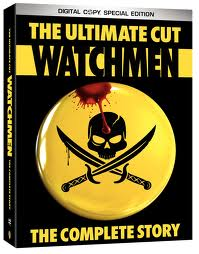 Watchmen The Ultimate Cut DVD
