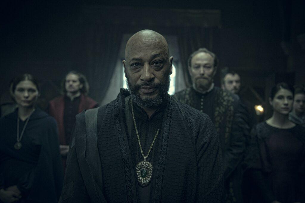 personnages de la série the witcher