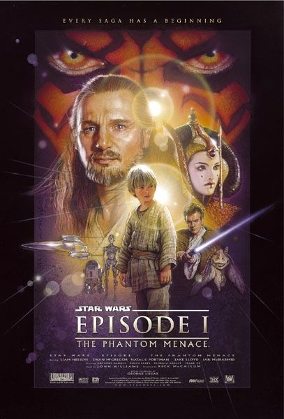 affiche-du-film-star-wars-episode-1-la-menace-fantome