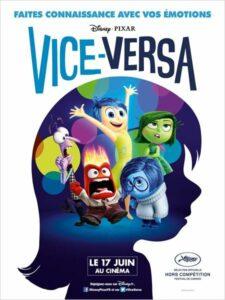 affiche film vice versa pixar