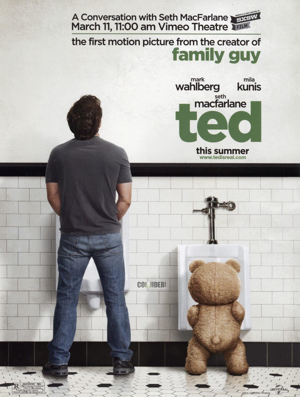 Ted avec Mark Wahlberg et Mila Kunis : La critique