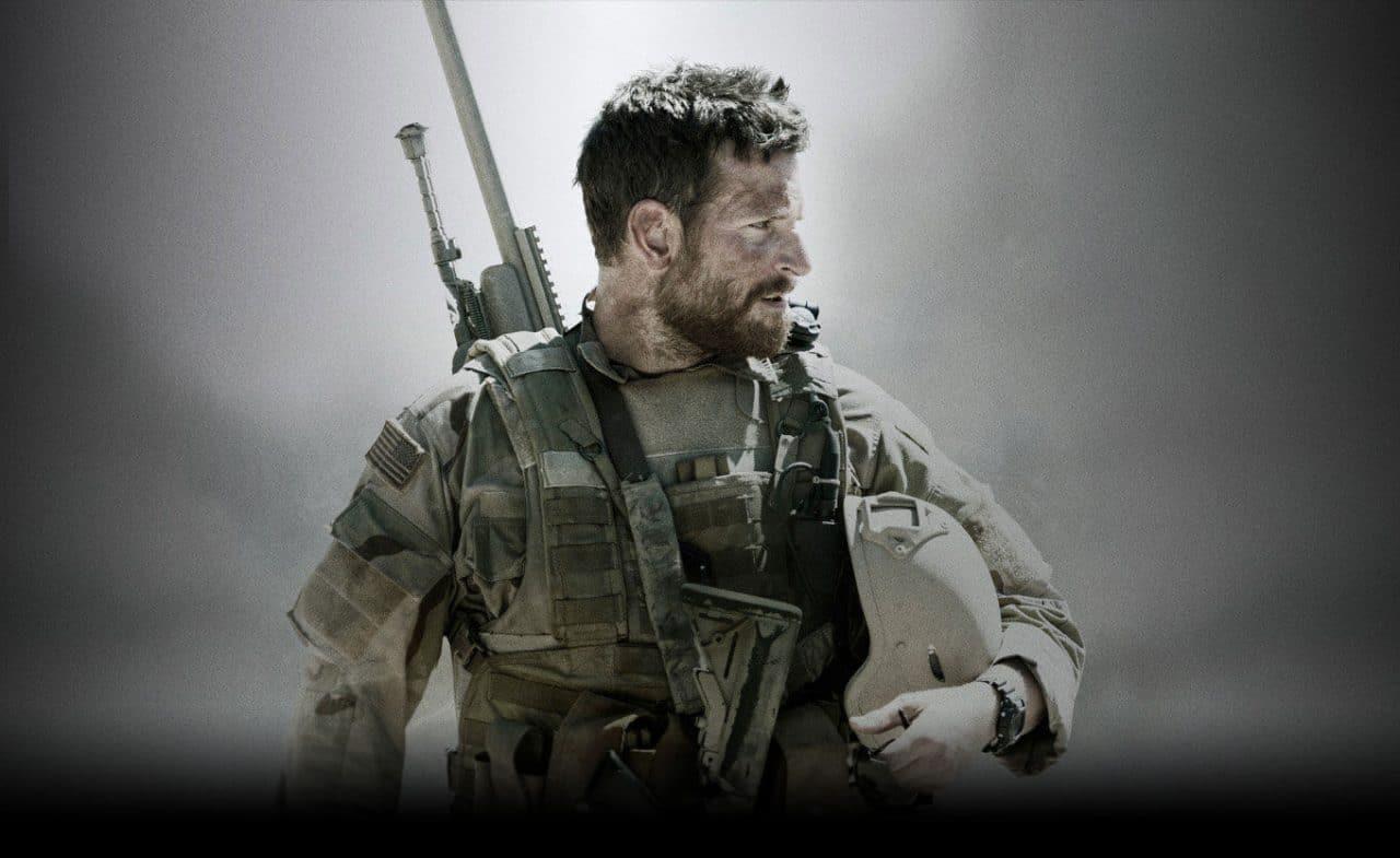 Bradley Cooper en soldat