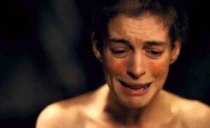 Anne Hathaway dans les misérables