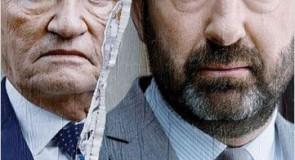 Critique de Baron noir avec Kad Merad et Nils Arestrup