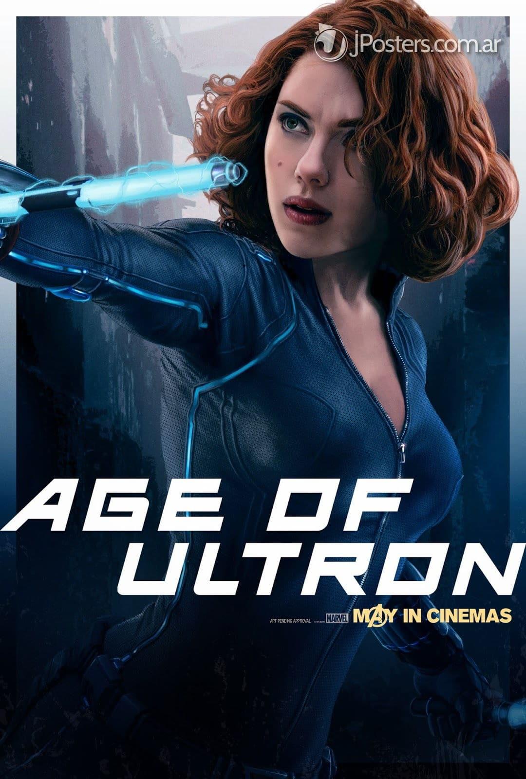 Scarlett Johansson dans Avengers Age Of Ultron