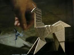 Origami mystère