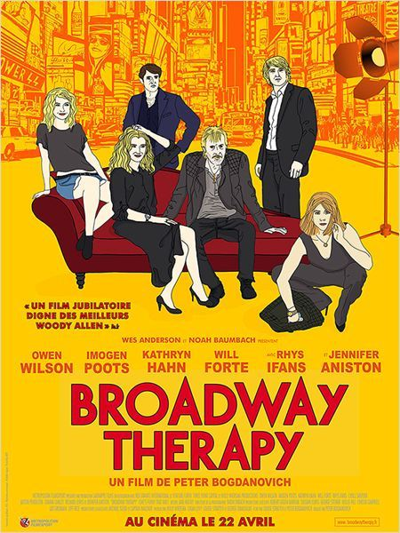 broadway therapy-affiche film