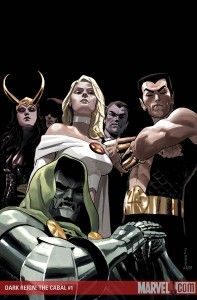 Dark Reign - The Cabal