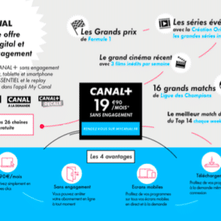 #Concours CANAL+ sans engagement