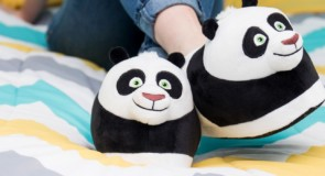 #Concours Sleeper'z : gagne tes chaussons Kung Fu Panda !